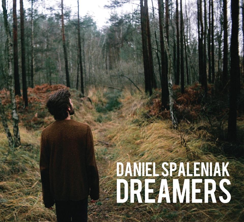 Daniel Spaleniak - okładka
