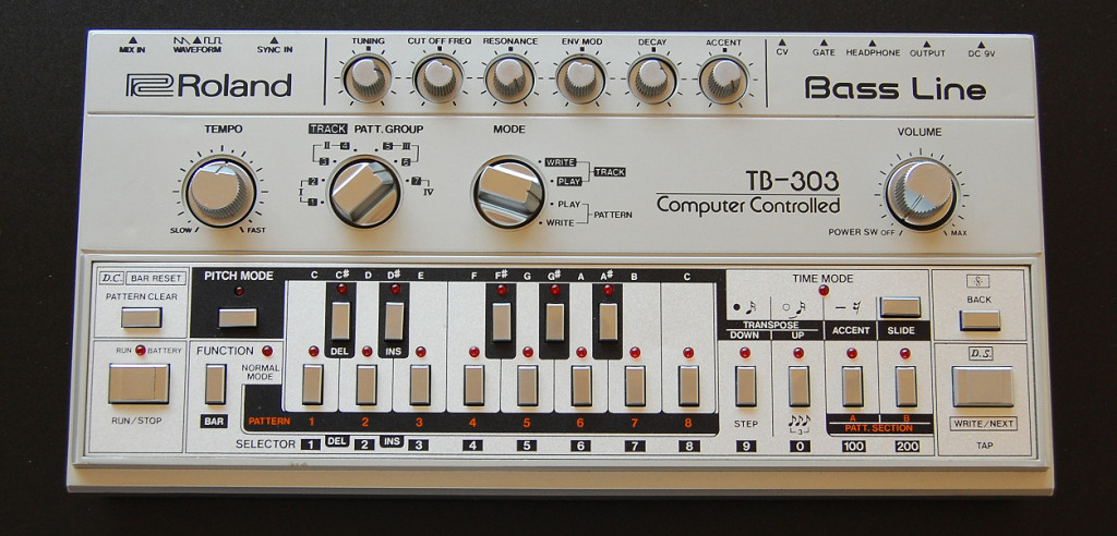 TB303 Front View - From Wikipedia