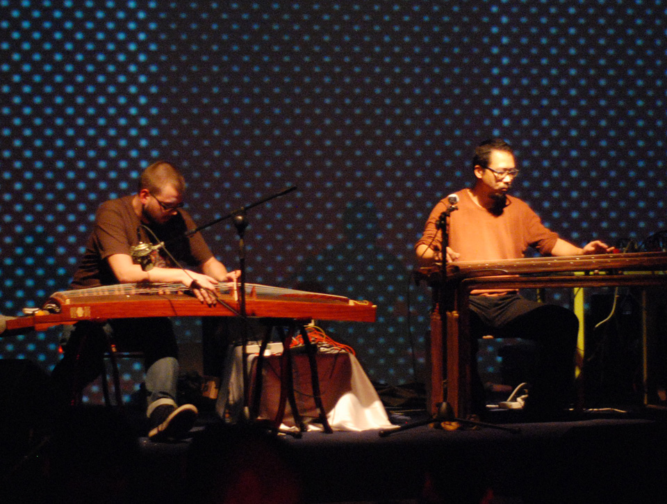 Kim_nasung plays guzheng