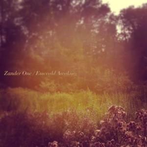 Zander One Emerald Awaking Cover Artwork kopie